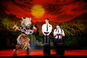 Still from the Book of Mormon