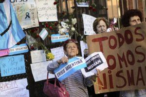 Argentina's term-limited president, Cristina Fernandez de Kirchner. EPA/Cezaro de Luca